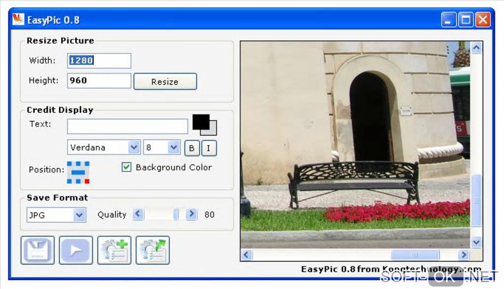 "Screenshot №2 ""EasyPic"""