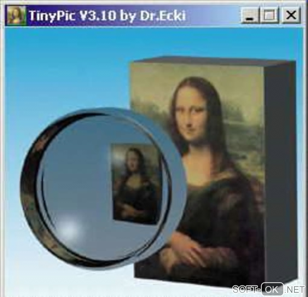 "The appearance ""TinyPic"""